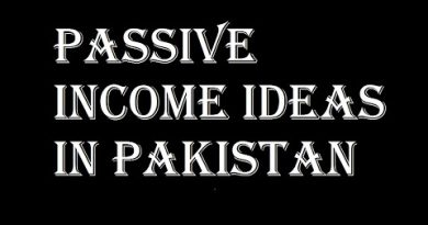 Passive Income ideas in Pakistan 2018 Earn Money while sleeping 2