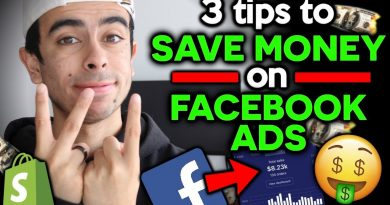 How To Save Money When Running Facebook Ads | Shopify Dropshipping 2018 2