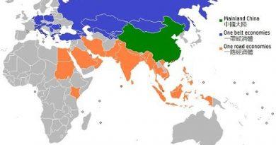 China's Belt and Road Initiative | China Social Credit Score 3