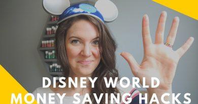 Disney World Money Saving Hacks - Top 5 4