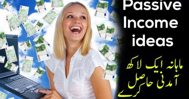 Passive Income ideas in Pakistan - How to Start From 0 to 1000$ Business 2