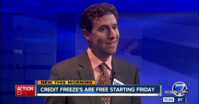Credit freeze's are free starting Friday 2