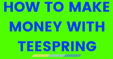 How To Make Money With Teespring | Research Ideas(4 of 4) 4