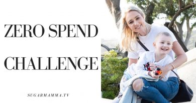 10 Day Zero Spend VLOG Saving Money Challenge ! || SugarMamma.TV 4