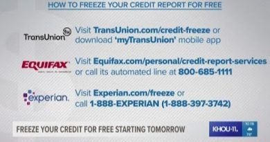 Freeze your credit for free starting Friday 2