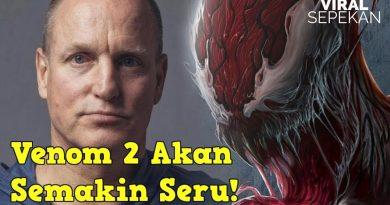 Penjelasan Post Credit Venom! Carnage Jadi Villain Utama di Venom 2! 2