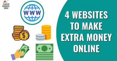 Make Extra Money Online Using These 4 Websites 2