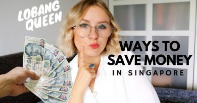 5 WAYS TO SAVE MONEY IN SINGAPORE! 4