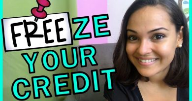 Freeze Your Credit For FREE!!! 4