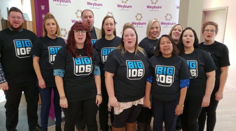 The BIG Launch - Weyburn Credit Union 1