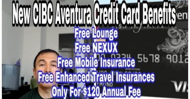 Refreshed CIBC Aventura Credit Card Benefits Dwarf Other Travel Credit Cards 2