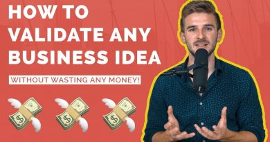How to Validate Any Business Idea Without Wasting ANY MONEY! 4