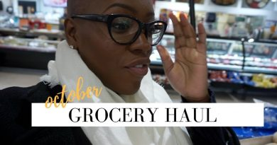 Grocery Haul for One | $50 Monthly Budget | STACEY FLOWERS 2