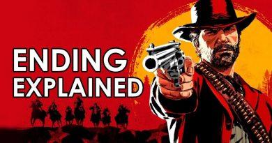Red Dead Redemption 2: Good And Bad Ending Explained + Epilogue Scene Spoiler Talk 3