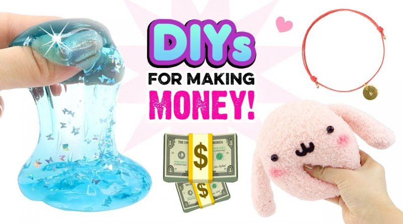 MAKE MONEY With These DIYs!! Handmade Products & Xmas Gift Ideas that People Actually Use! 1