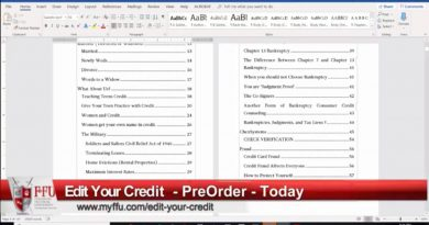 How to Obtain 800 Credit Score pt 2 4