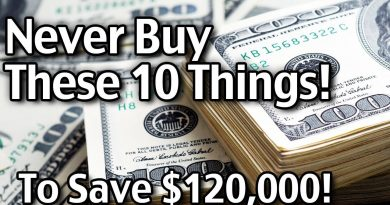 10 Things You Should Never Buy If You Want To Get Out Of Debt Or Save Money! 2