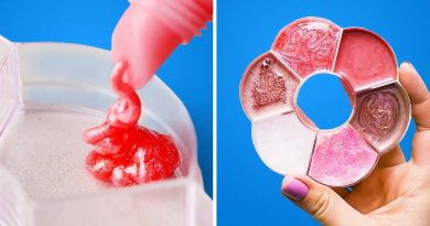 18 GENIUS MAKEUP HACKS TO SAVE YOU MONEY AND TIME 3