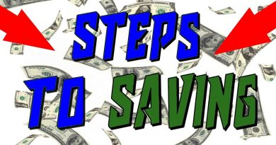 Steps To Saving Money - A Short Rap About Saving Money 4