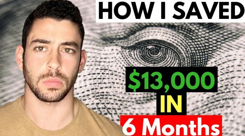 HOW TO SAVE MONEY FOR INVESTMENTS 1