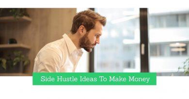 Side Hustle Ideas To Make Money 2