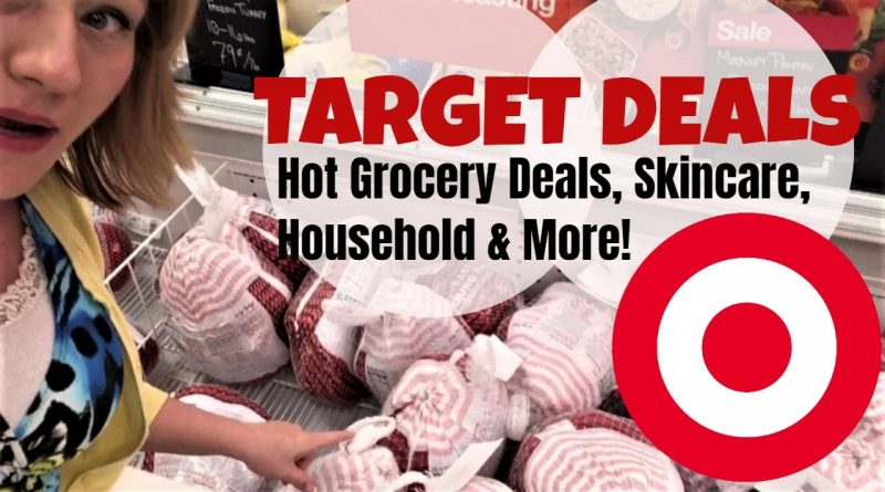 TARGET COUPONING DEALS (11/25-12/01) Great Grocery Deals, Household, Beauty & More! 1