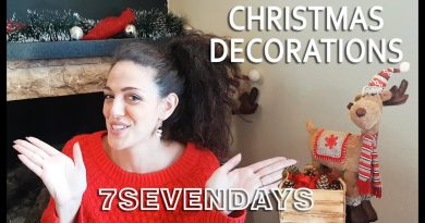HOW TO DECORATE FOR CHRISTMAS IN A TINY HOUSE SAVING MONEY 2