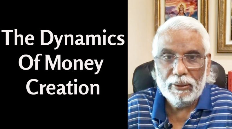 The Dynamics of Money Creation 1