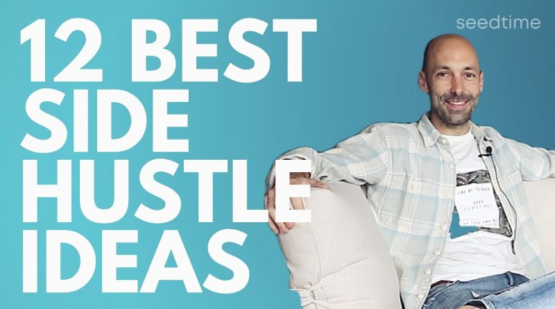 12 Best Side Hustle Ideas for 2019 [That Pay Well] 1