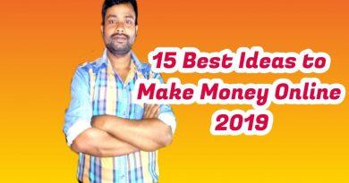 15 Best Ideas to Make Money Online 2019 3