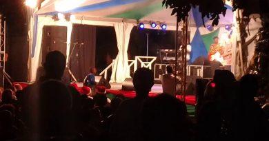 Barbados Public Workers Cooperative Credit Union Christmas Concert in Jubilee Gardens Bridgetown 3