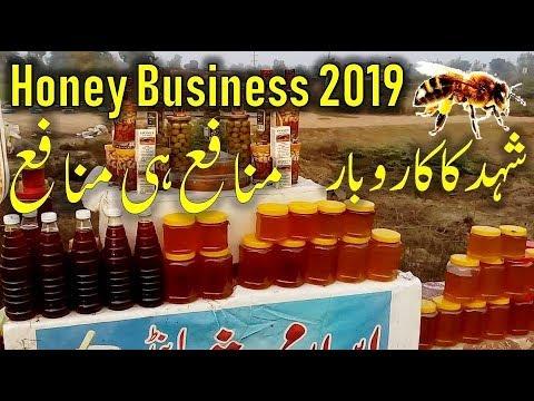 Honey Business | Small business idea in Pakistan | Honey business make money | Honey Pakistan 1