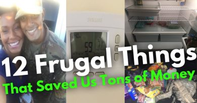 12 Frugal Things That Saved Us a TON of Money This Month 4