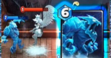 Castle Crush Ice Elemental - Is it a Good Card?! 4