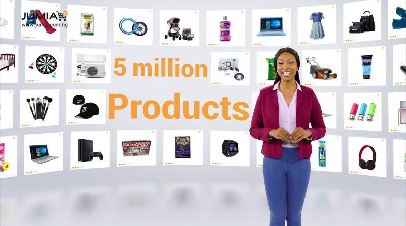 Jumia 'Save money, Shop Easy' 1