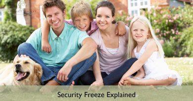 Security Freeze Explained 2