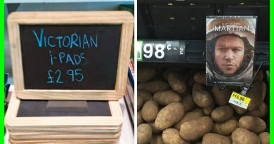 Clever Guerrilla Marketing Ideas By Store Owners Who Use Their Heads Instead Of Money 3