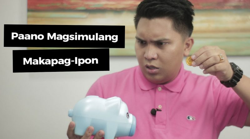 Paano Mag Ipon ng Pera (How To Start Saving Money) 1