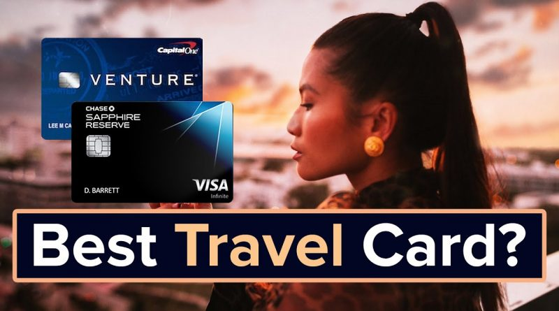 Capital One Ventured Card: Best Travel Rewards [2019 Review] 1