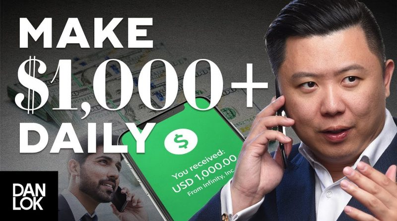 How To Make $1,000+ A Day! Just With Your Smartphone 1