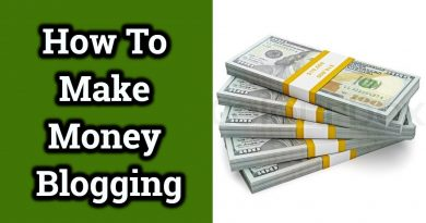 How To Make Money With Your Blogging Ideas 2