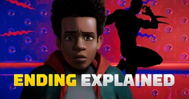 Spider-Man: Into the Spider-Verse End Credits Scene Explained 3