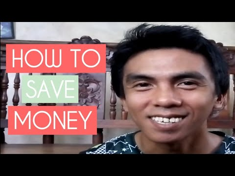 How to save money (2019 Ipon tips) 1