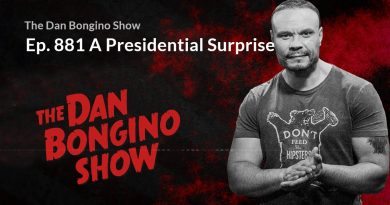 Ep. 881 A Presidential Surprise. The Dan Bongino Show 12/27/2018. 2