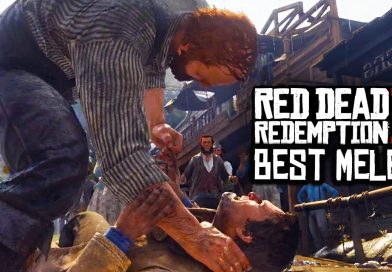 Red Dead Redemption 2 – RDR2 HAS THE BEST MELEE COMBAT SYSTEM YET!? RDR2 NEEDS GREAT MELEE! (RDR2)
