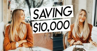 how to save $10,000 from scratch | budgeting, personal finances, and saving in college! 3