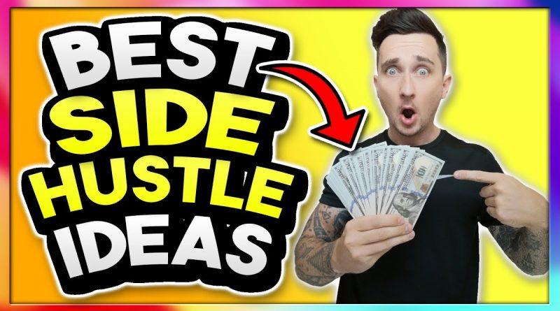 Best Side Hustle Ideas | Make BIG Money 2019 1