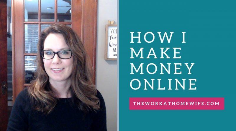 How I Make Money Online: 17 Ideas for Beginners 1