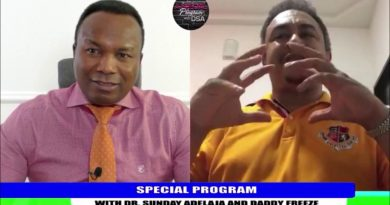 Explosive! Sowore vs General Overseers, Daddy Freeze with Dr Sunday Adelaja (Excerpt from Interview) 2