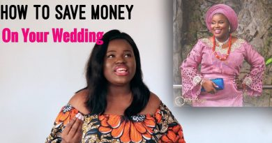 How to Save Money on your Wedding | How to plan a Nigerian Wedding || Vlogmas #7 4